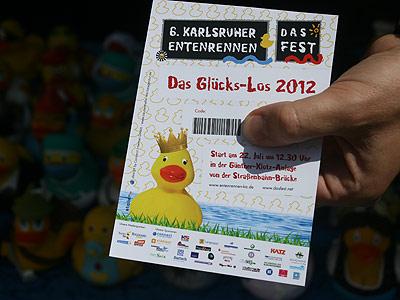 6.Karlsruher Entenrennen
