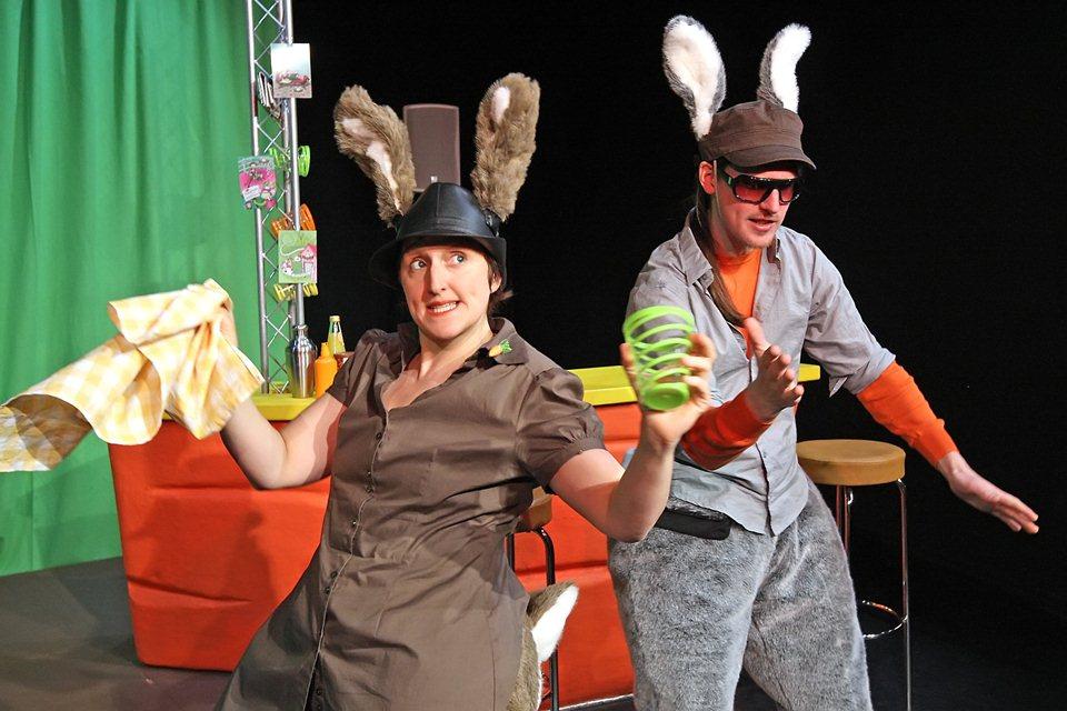 Der Sängerkrieg der Heidehasen, Quelle: R.A.M. Kindertheater