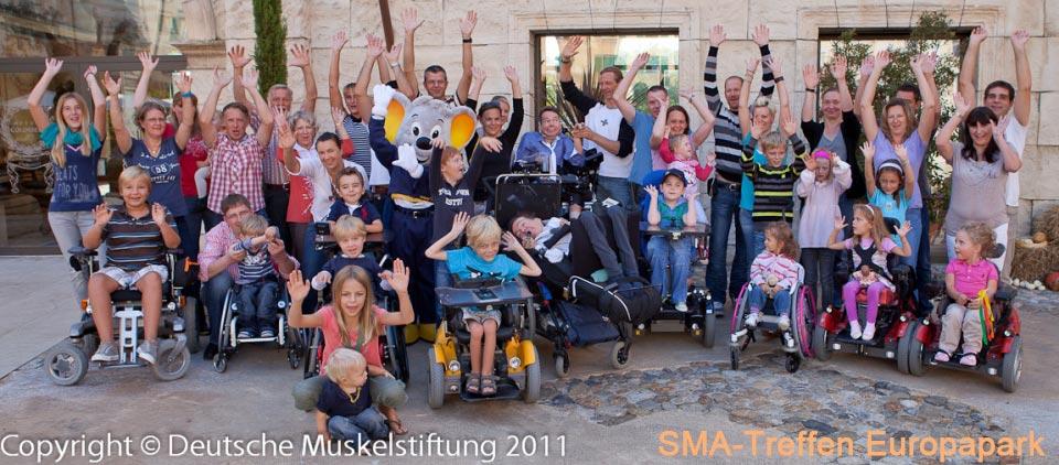 Bilder vom SMA-Treffen im Europark Rust