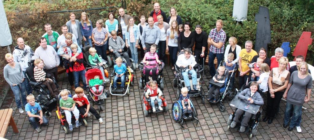 SMA-Treffen im Familienhotel Hochwald in Hohrath - September 2012